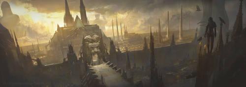 Stormwall of Vargoth by ChrisOstrowski