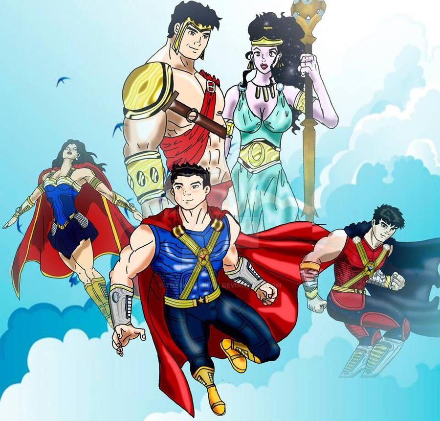 Team Supremo by TheGargarean