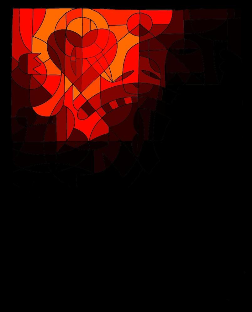 hearts apocalypse by SUPER-Lala