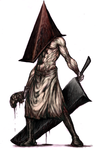 Pyramid Head Color
