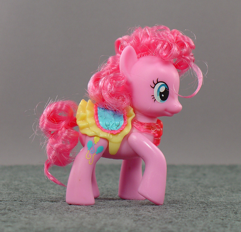 Pony Hairstyling - Pinkie Pie by Wes-the-Crayon