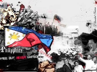 philippines by blackballpen