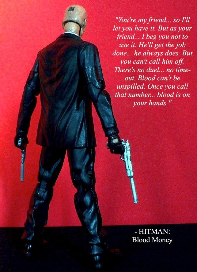 Hitman Absolution Custom Toy By Somethinggerman On Deviantart