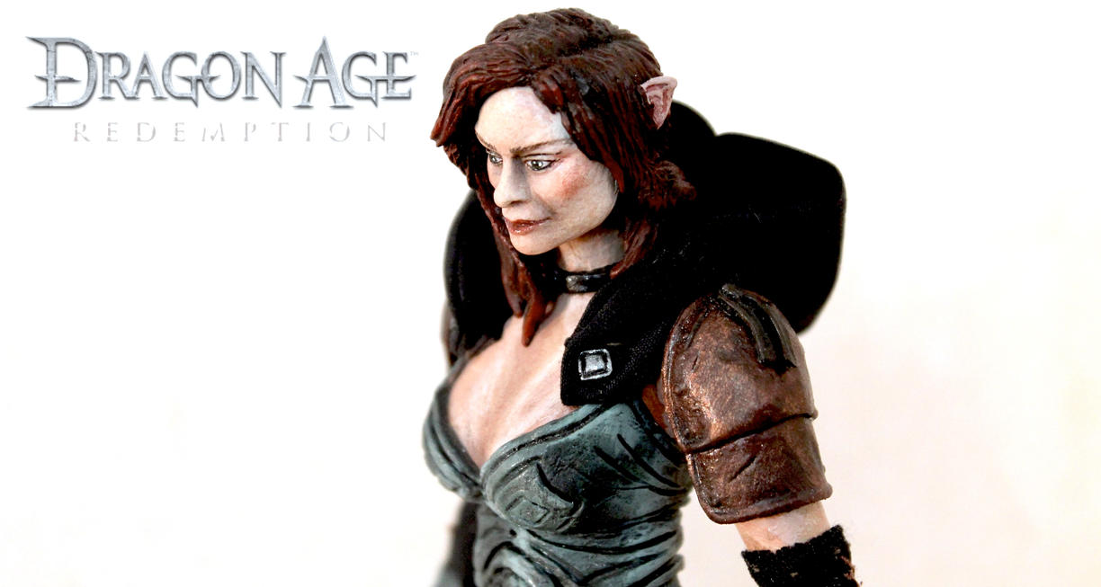 Dragon Age Redemption - Tallis custom figure by ...