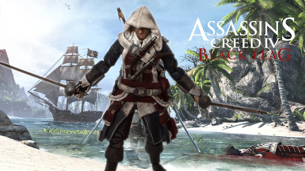 Assassin's Creed IV Black Flag Edward Kenway by ...