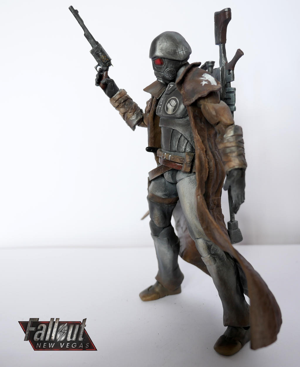 Fallout New Vegas NCR Ranger custom action figure by ...