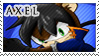 Stamp: Axel The Bandicoot by Dingo-Sniper