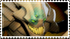 DOTA 2 Stamp: Sand King by Dingo-Sniper