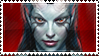 DOTA 2 Stamp: Queen of Pain by Dingo-Sniper
