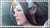 DOTA 2 Stamp: Mirana by Dingo-Sniper
