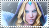 DOTA 2 Stamp: Crystal Maiden by Dingo-Sniper