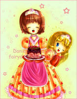 Anime by fairyDany
