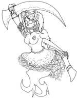 Missy Reaper by DFroGGotten1