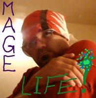 DFroGGotten1 Supports MAGE LIFE! by DFroGGotten1