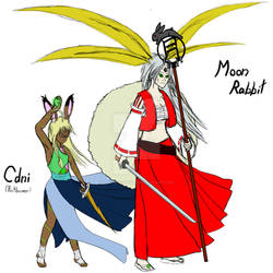 Pactbearer Cdni and Moon Rabbit