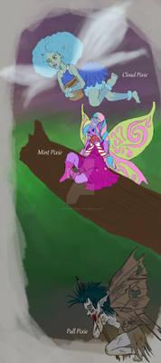 Pixie Subraces