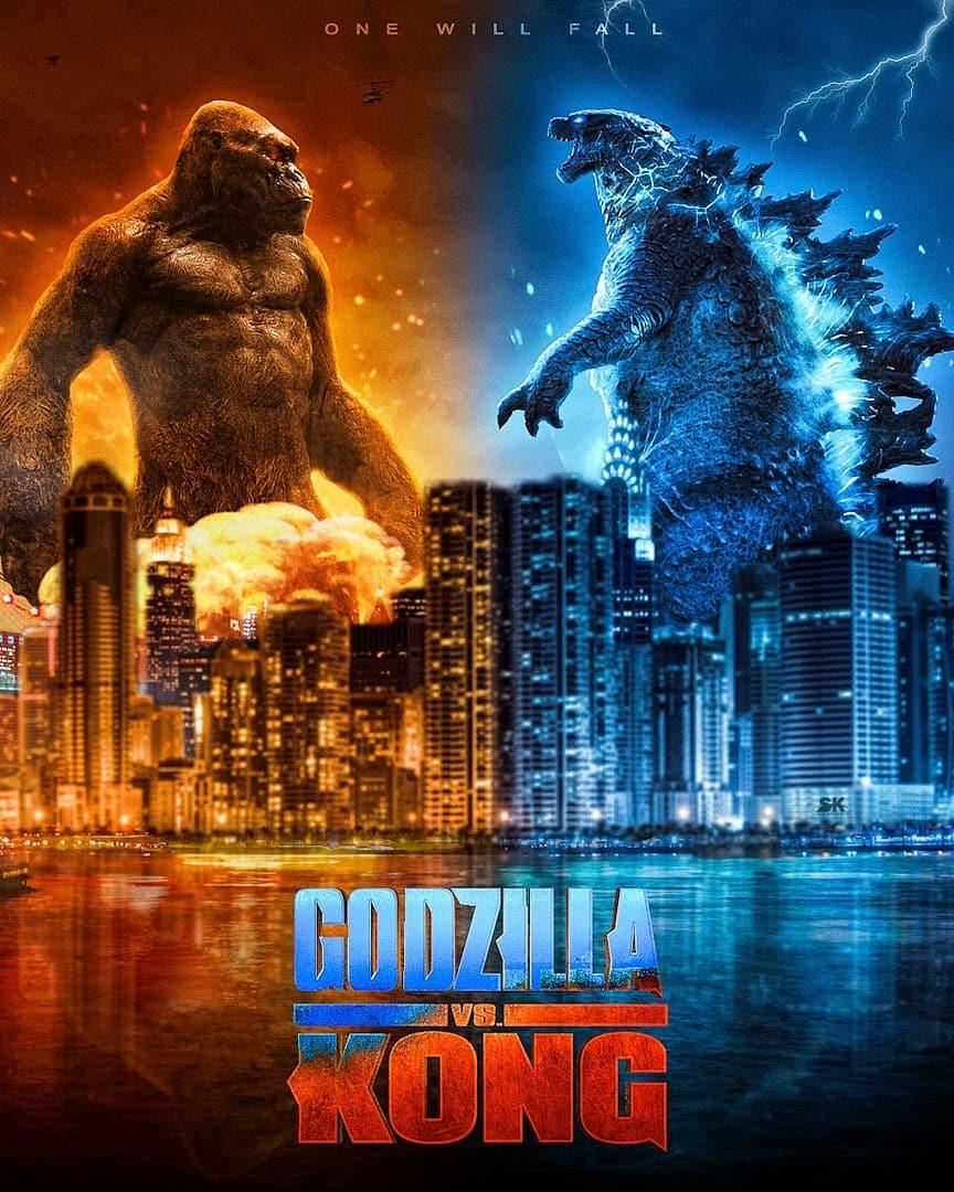 Godzilla vs. Kong by rsuam1 on DeviantArt