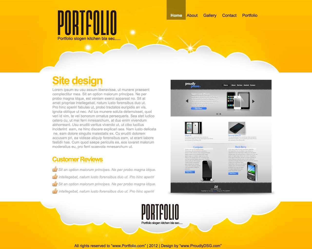 portfolio by ProudlyVisionArt
