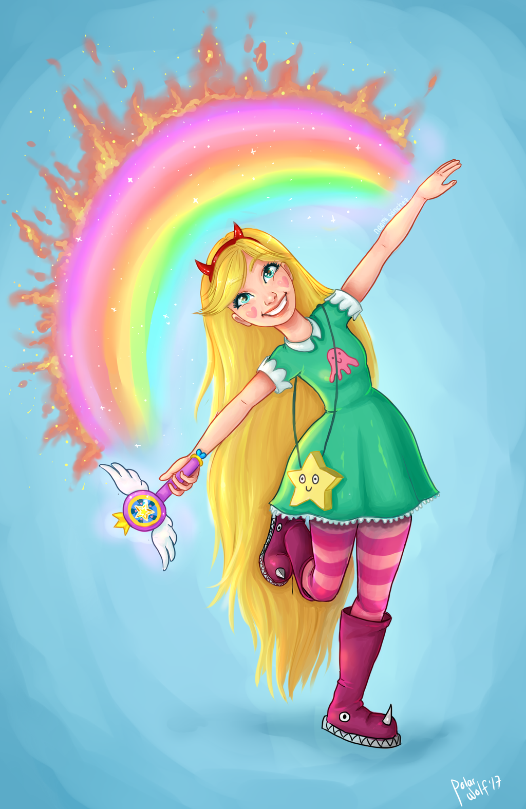 Star Vs. The Forces of Evil favourites by SplatCrosser on ...
