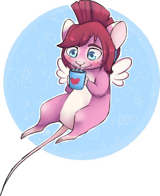 Little Mouse by Chypadogra