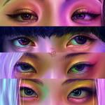 BLACKPINK [ eyes ]