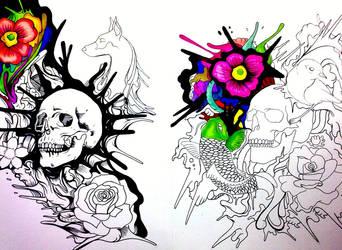 macabre by EmmiOner22