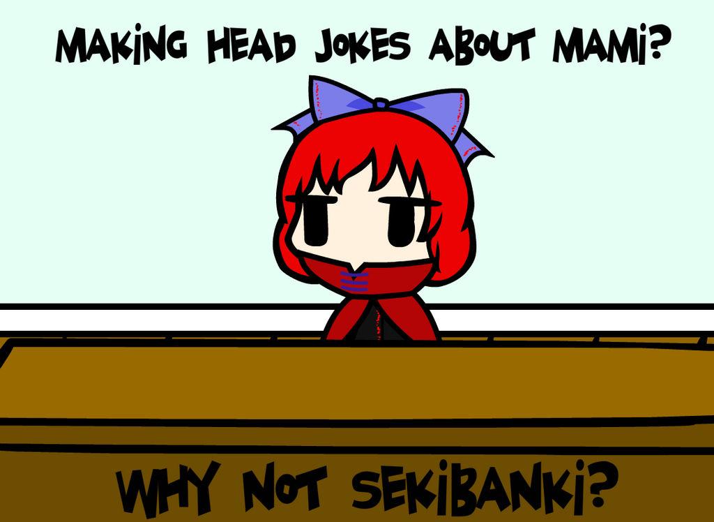 Head jokes