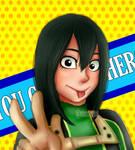 BNHA - Tsuyu-chan!