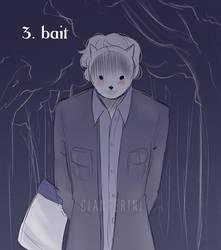 INKtober - #3 BAIT