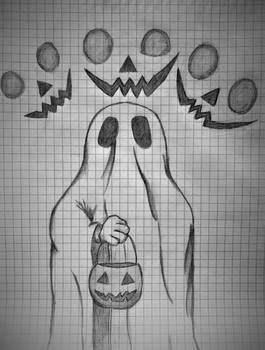 Spooky Ghosty