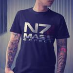 Mass Effect N7 Apparel Merchandise Shirt Hoodie