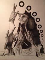 Battle of the Hands by JonOwens