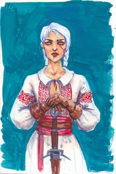 Slavic Ciri