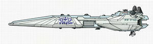 TPDF Endeavor class Frigate