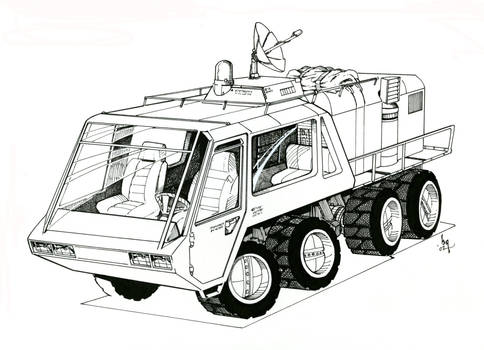 large ATV