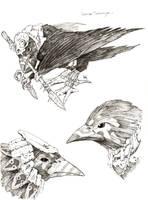 Corvikai Sketches by Sabakakrazny