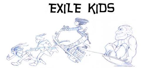 Exile Kids Composite