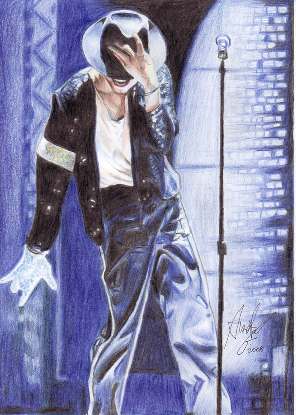 Dancing Michael by JoNsEy-XD