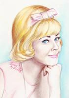 Doris Day by Zabyna