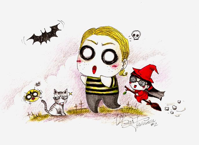 Halloween 02 by Zabyna