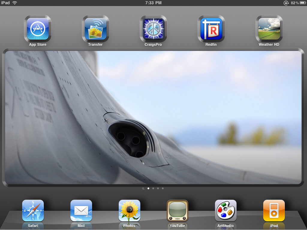 how to take a screen shot on ipad