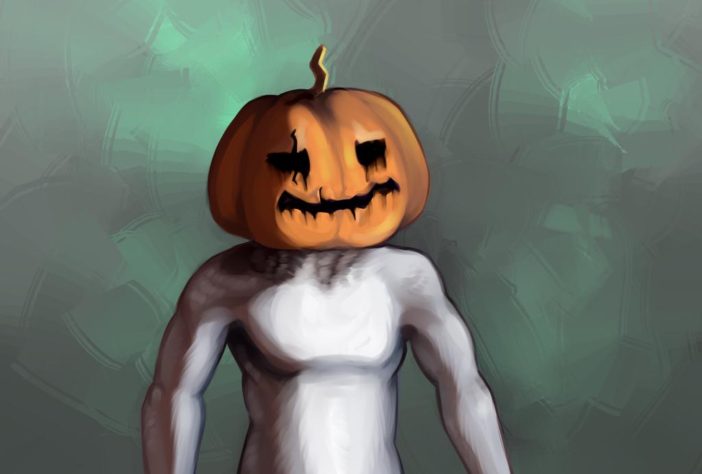 Pumpkin by Veryhappykitten