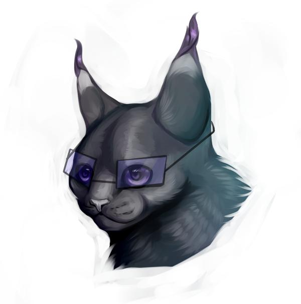 Cat by Veryhappykitten