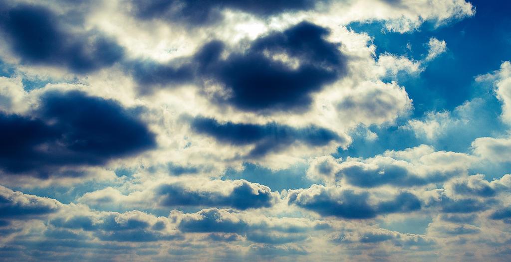 Lake Michigan Skyscape by AlanMedina