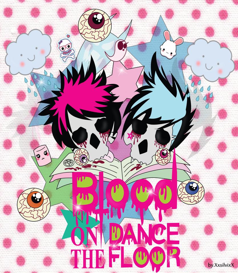 Blood On The Dance Floor Shirt Design