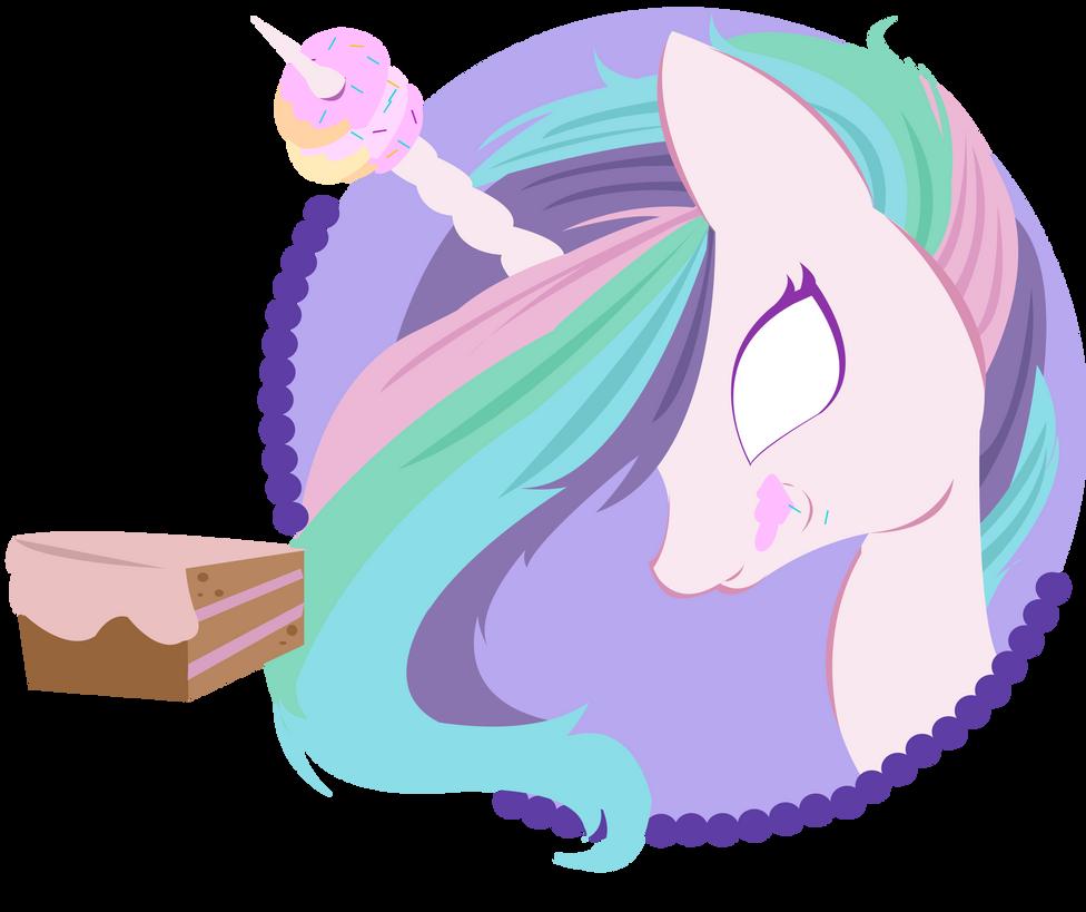 WIP Princess of Sweets by XxsilvixX
