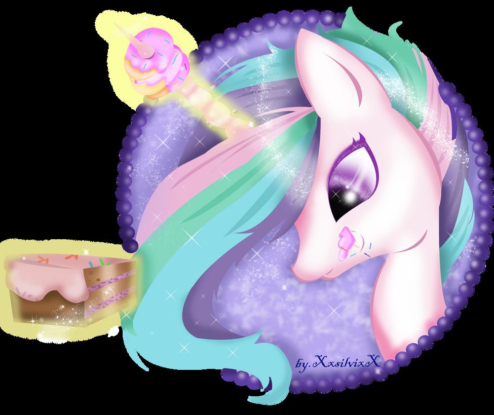 Princess of Sweets by XxsilvixX