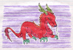 Dragon II by Aurora-Ghost