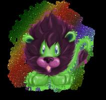 Lion - Digital Attempt by Aurora-Ghost