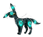 197 - Umbreon (Shiny)